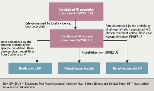 A Budget Impact Model For A Drug In Heart Failure Eplerenone The