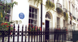 BCS is based at 9 Fitzroy Square, London W1T 5HW, a fine listed Adam town house, dating from 1790 in central London. The society can be contacted on enquiries@bcs.com. Its web address is: www.bcs.com