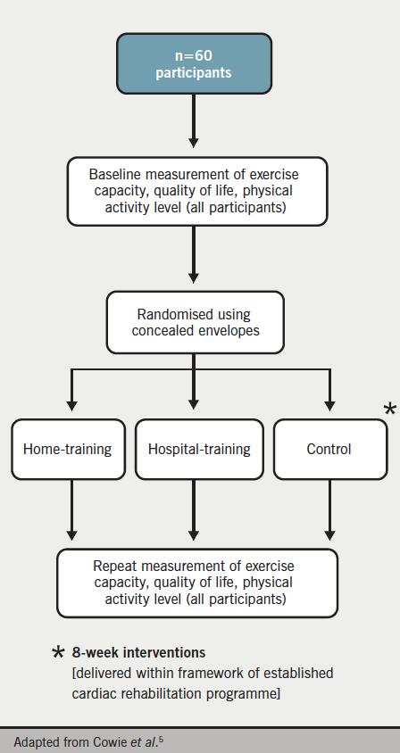 Figure 1. Methodology of randomised-controlled trial