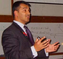 Professor John Somauroo
