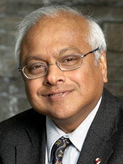 Figure 2. Professor Salim Yusuf (McMaster University, Ontario, USA)