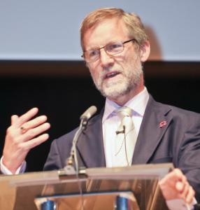 Professor Steve Humphries, London (Myant lecturer 2015)