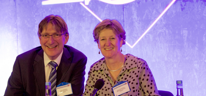 Simon Woldman (University College Hospital, London) and Suzanna Hardman (Whittington Hospital, London)