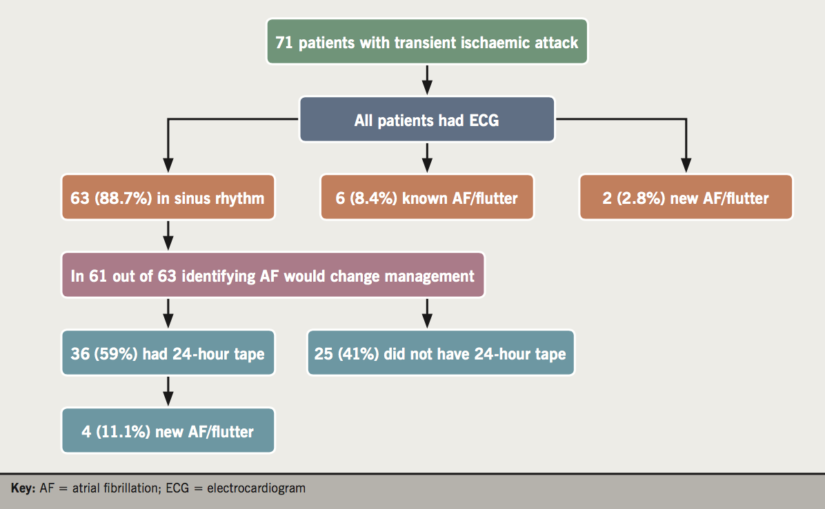 Merinopoulos - Figure 3. Investigations of patients with transient ischaemic attack (TIA)