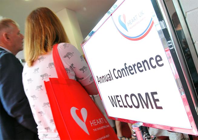 HEART UK meeting 2017