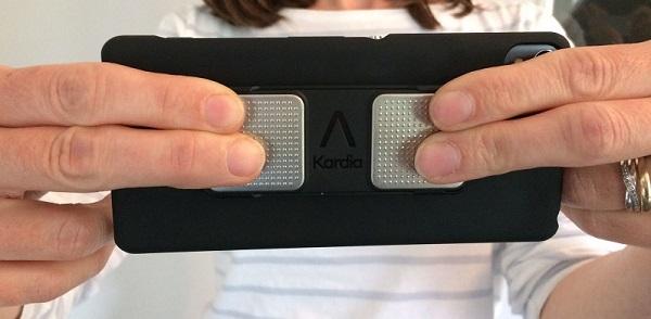Kardia device arrhythmia