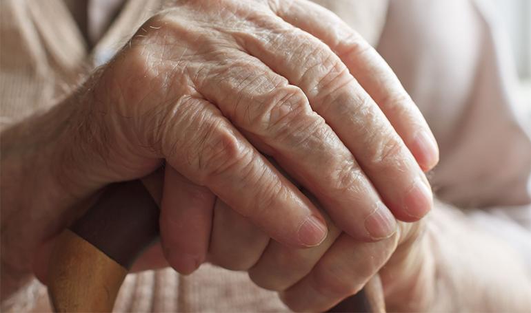Frailty elderly care management