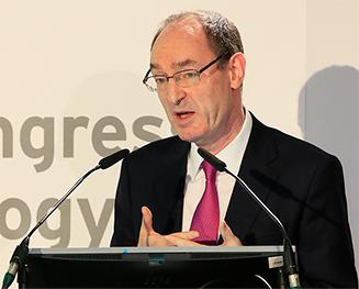 DAPA-HF principal investigator Professor John McMurray