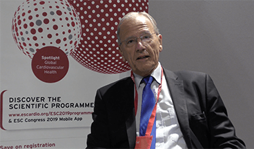 European Society of Cardiology Meeting report podcasts