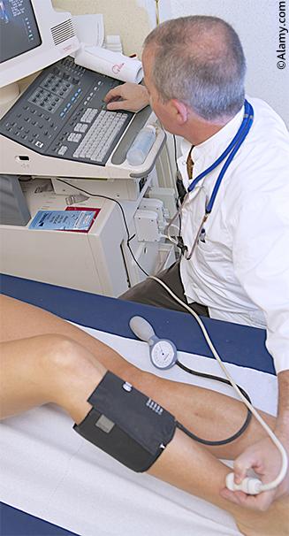 PAD ankle-brachial pressure