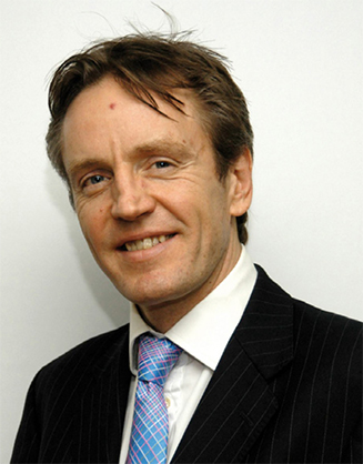 Professor Adrian JB Brady
